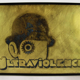 clockwork orange ultraviolence, poster, wall art