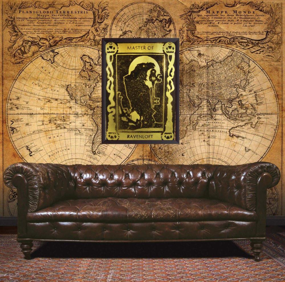 Ravenloft, poster, wall art, art