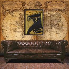Corto Maltese, poster, wall art, art, gift