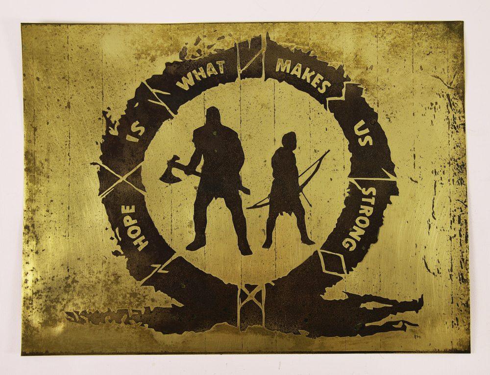 god of war, god of war art, god of war poster