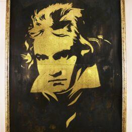 Beethoven gift, art, wall art, poster, portrait