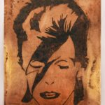 David Bowie, poster, wall art, gift